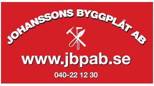 Johanssons ByggPlåt AB